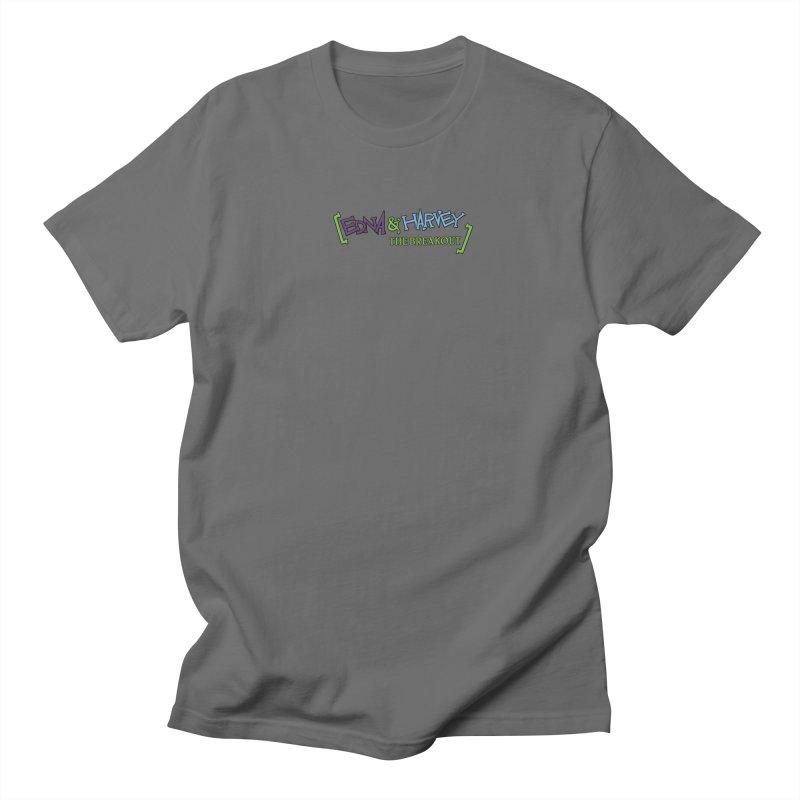 Edna & Harvey - The Breakout Logo Men's T-Shirt by Official Daedalic Merchandise