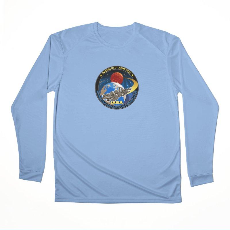 The Long Journey Home - Daedalus 7 Jump Test Women's Longsleeve T-Shirt by Official Daedalic Merchandise