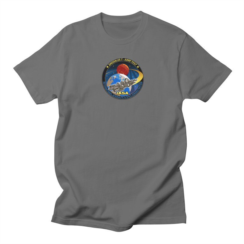 The Long Journey Home - Daedalus 7 Jump Test Men's T-Shirt by Official Daedalic Merchandise