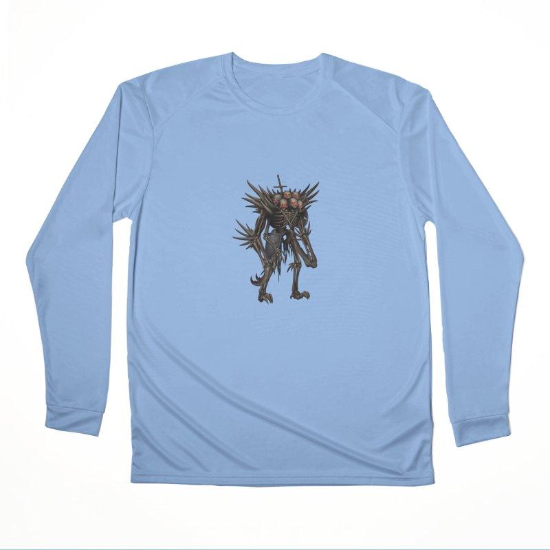 Iratus - Bone Golem Women's Longsleeve T-Shirt by Official Daedalic Merchandise