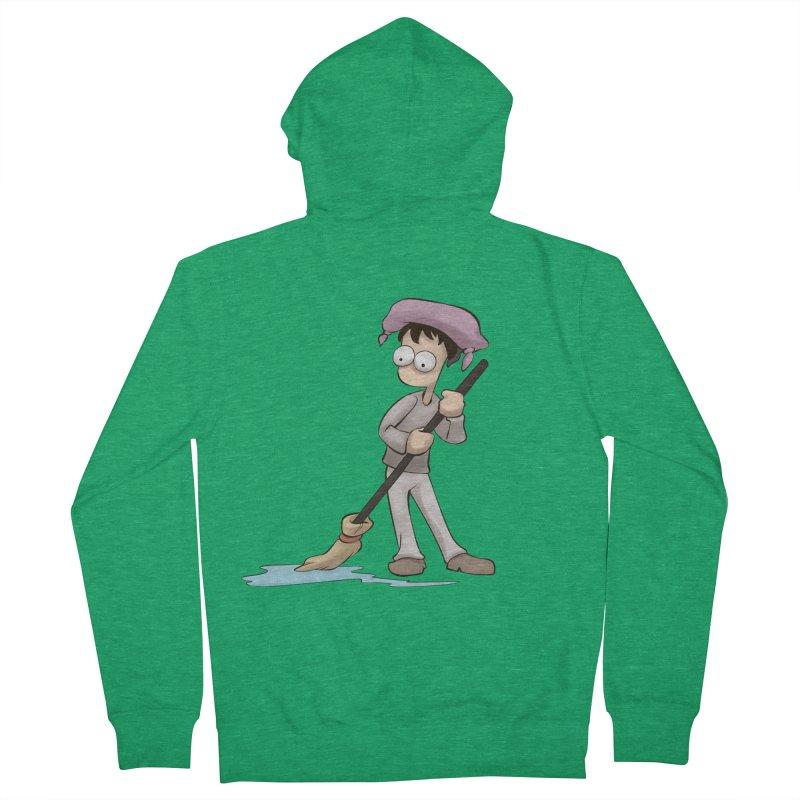 Edna & Harvey - Droggeljug Men's Zip-Up Hoody by Official Daedalic Merchandise