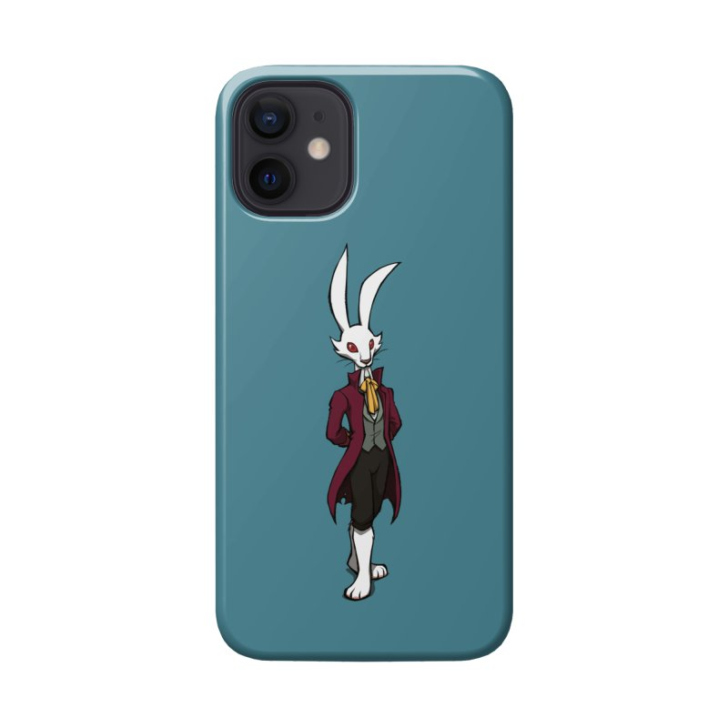 The Night of the Rabbit - Marquis de Hoto Accessories Phone Case by Official Daedalic Merchandise