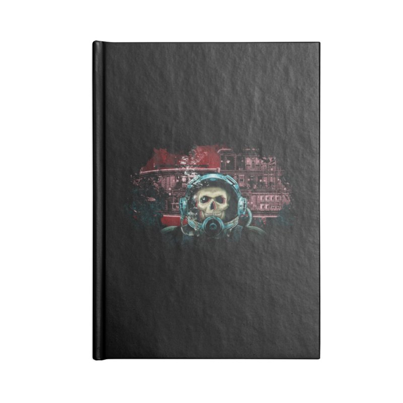 Barotrauma - A Diver's Fate Accessories Notebook by Official Daedalic Merchandise