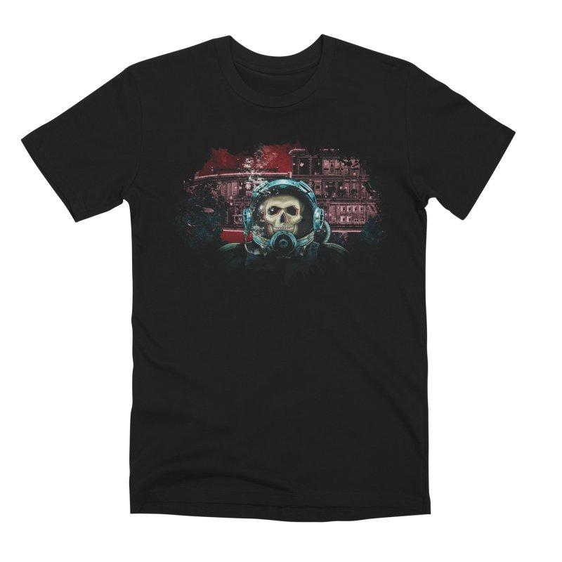 Barotrauma - A Diver's Fate Men's T-Shirt by Official Daedalic Merchandise