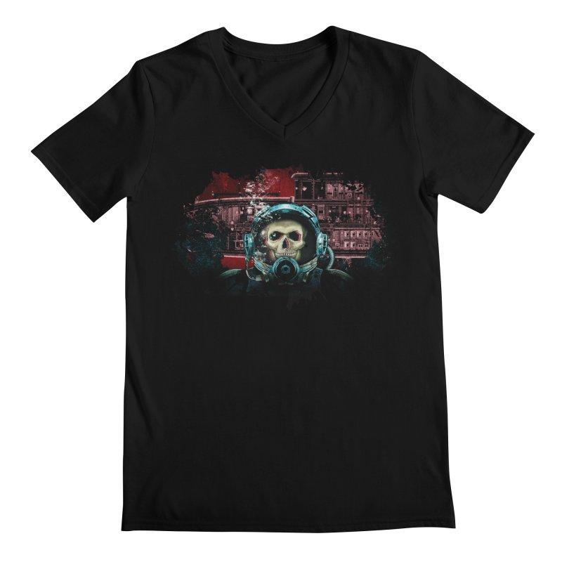 Barotrauma - A Diver's Fate Men's V-Neck by Official Daedalic Merchandise