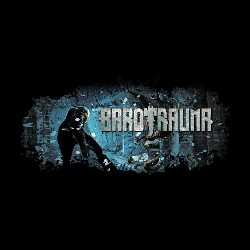 Barotrauma - Ruin Raider Men's T-Shirt by Official Daedalic Merchandise
