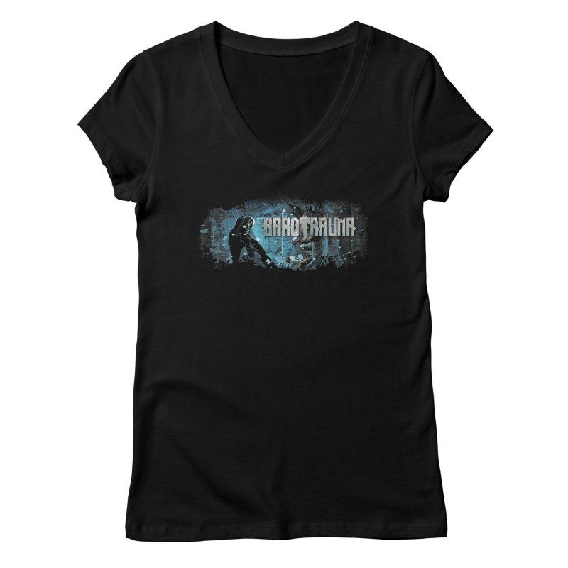 Barotrauma - Ruin Raider Women's V-Neck by Official Daedalic Merchandise