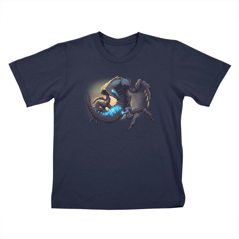 CryoFall - Pragmium Queen Kids T-Shirt by Official Daedalic Merchandise