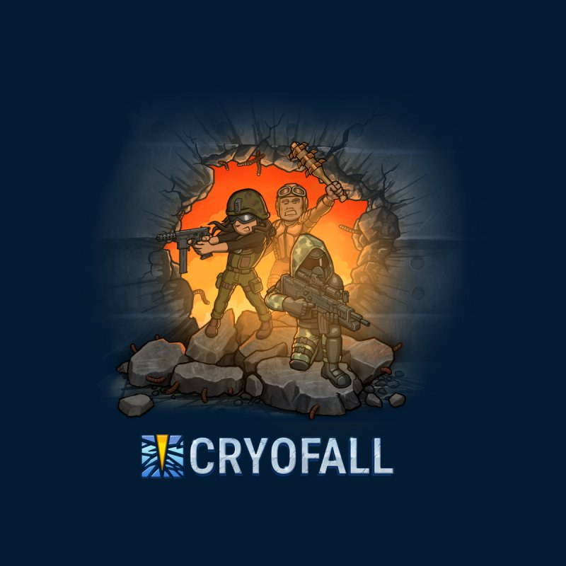 CryoFall - Breach Kids T-Shirt by Official Daedalic Merchandise