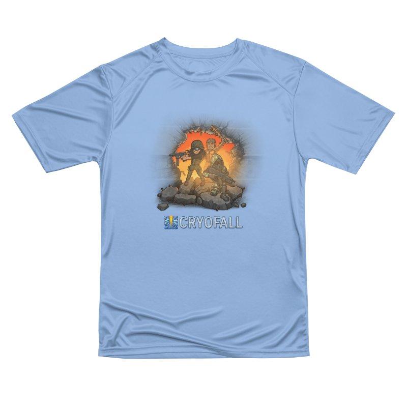 CryoFall - Breach Women's T-Shirt by Official Daedalic Merchandise
