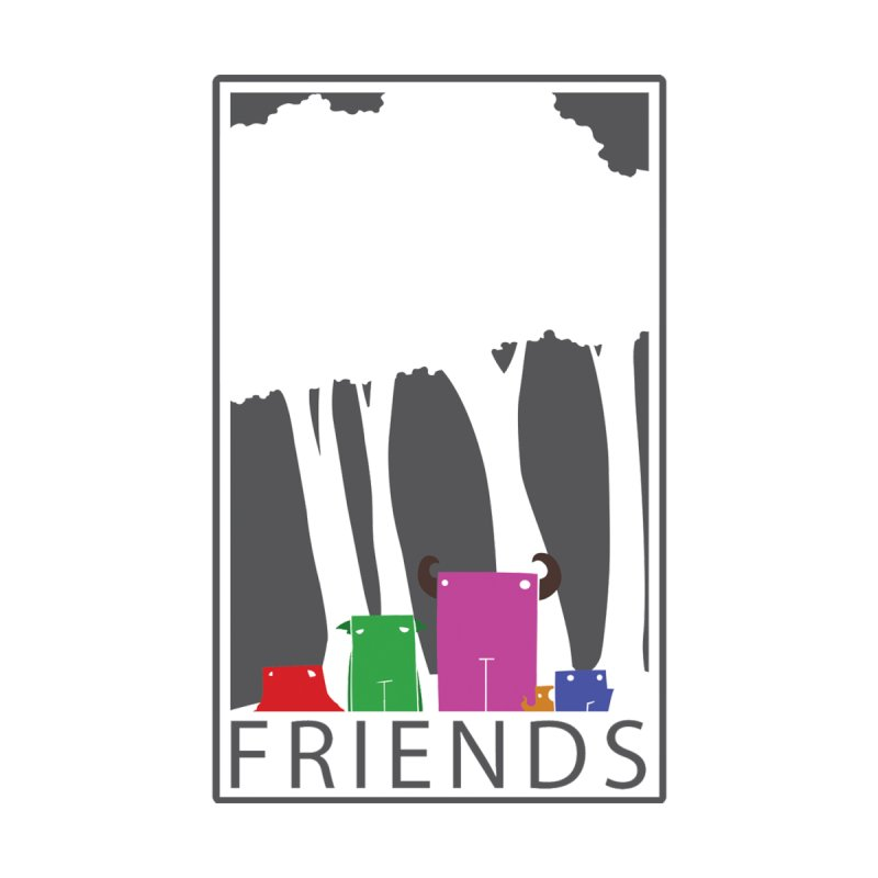 FRIENDS by Dagoozle's Artist Shop
