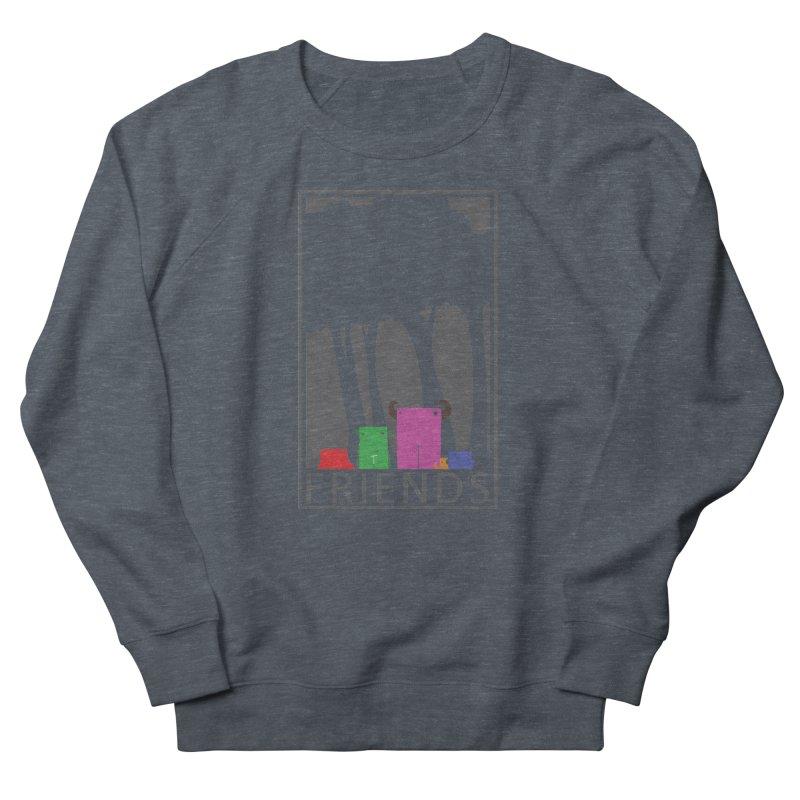 FRIENDS Men's Sweatshirt by Dagoozle's Artist Shop