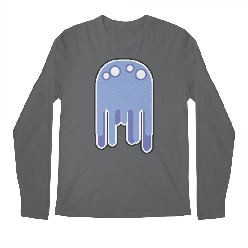 Gooey Men's Regular Longsleeve T-Shirt by Dagoozle's Artist Shop
