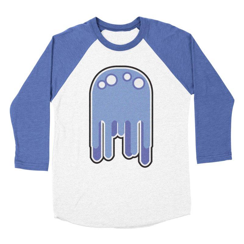 Gooey Men's Baseball Triblend Longsleeve T-Shirt by Dagoozle's Artist Shop