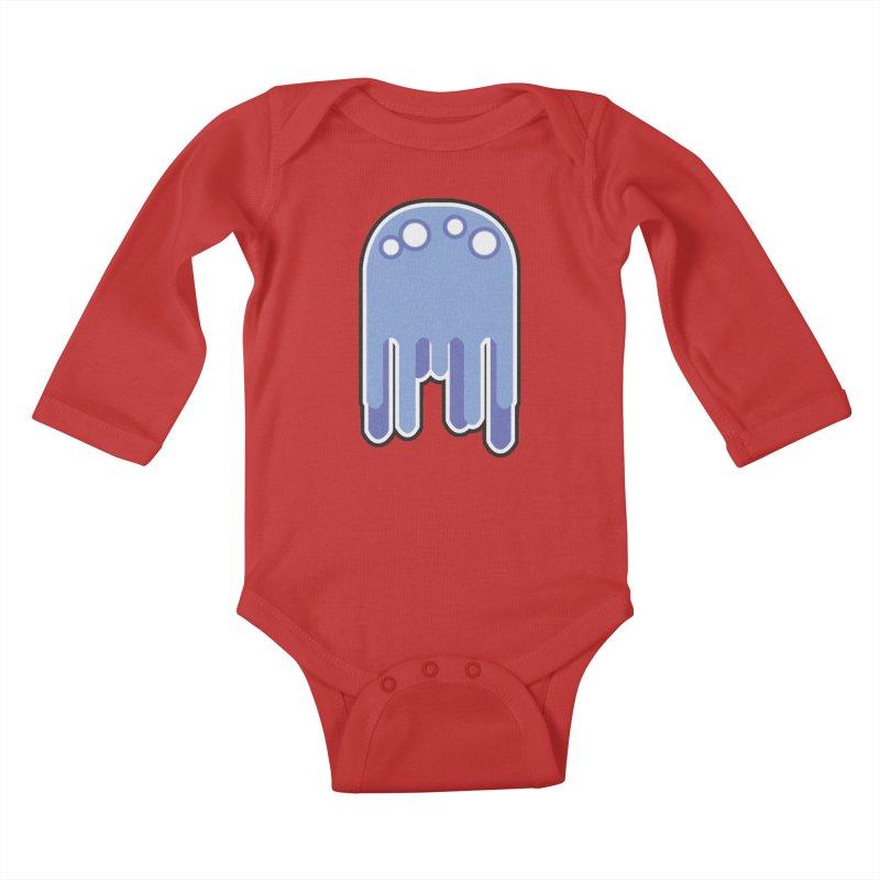 Gooey Kids Baby Longsleeve Bodysuit by Dagoozle's Artist Shop