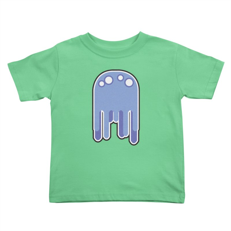Gooey Kids Toddler T-Shirt by Dagoozle's Artist Shop