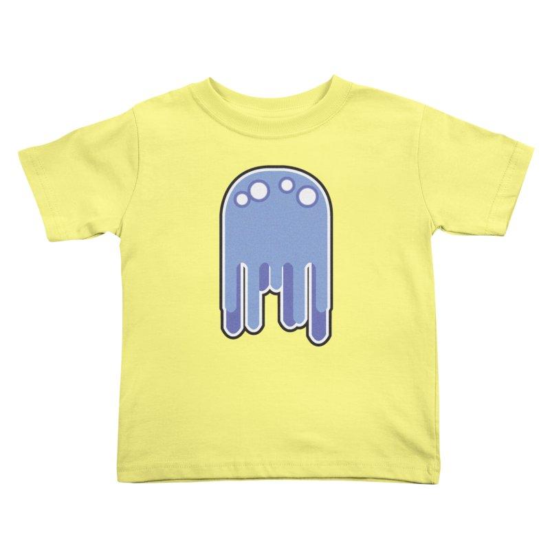 Gooey Kids Toddler T-Shirt by Dagoozle's Artist Shop