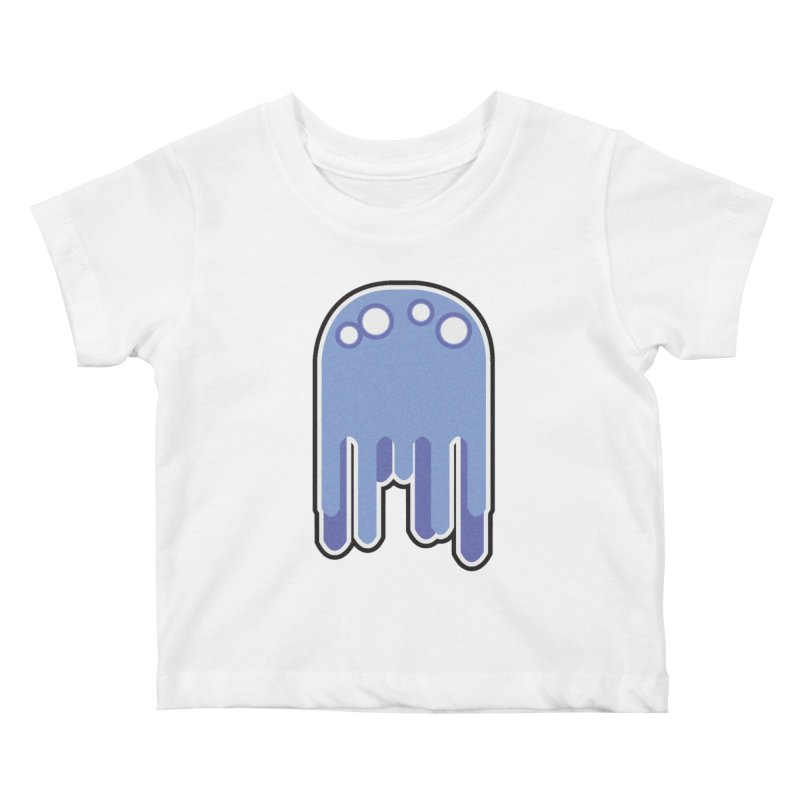 Gooey Kids Baby T-Shirt by Dagoozle's Artist Shop