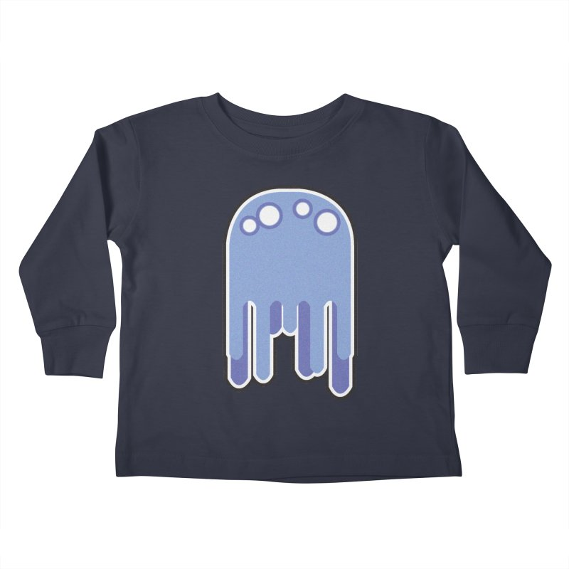 Gooey Kids Toddler Longsleeve T-Shirt by Dagoozle's Artist Shop