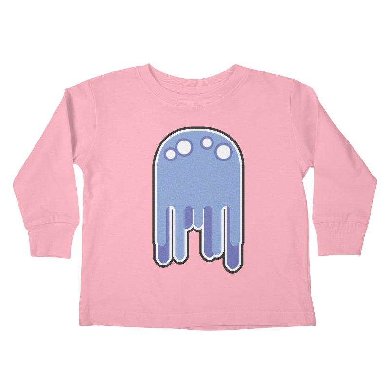 Gooey Kids Toddler Longsleeve T-Shirt by Dagoozle's Artist Shop