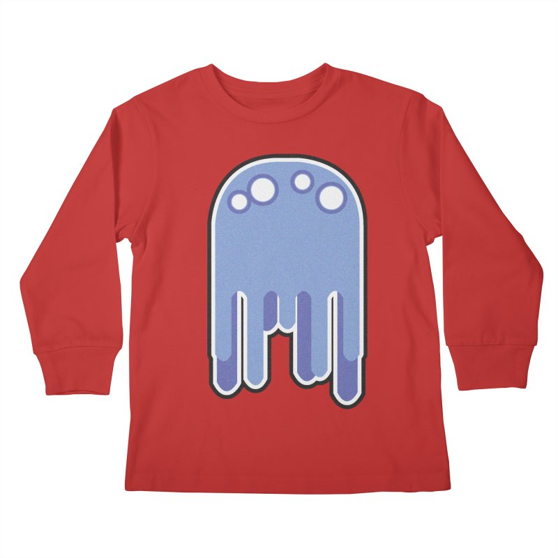Gooey Kids Longsleeve T-Shirt by Dagoozle's Artist Shop