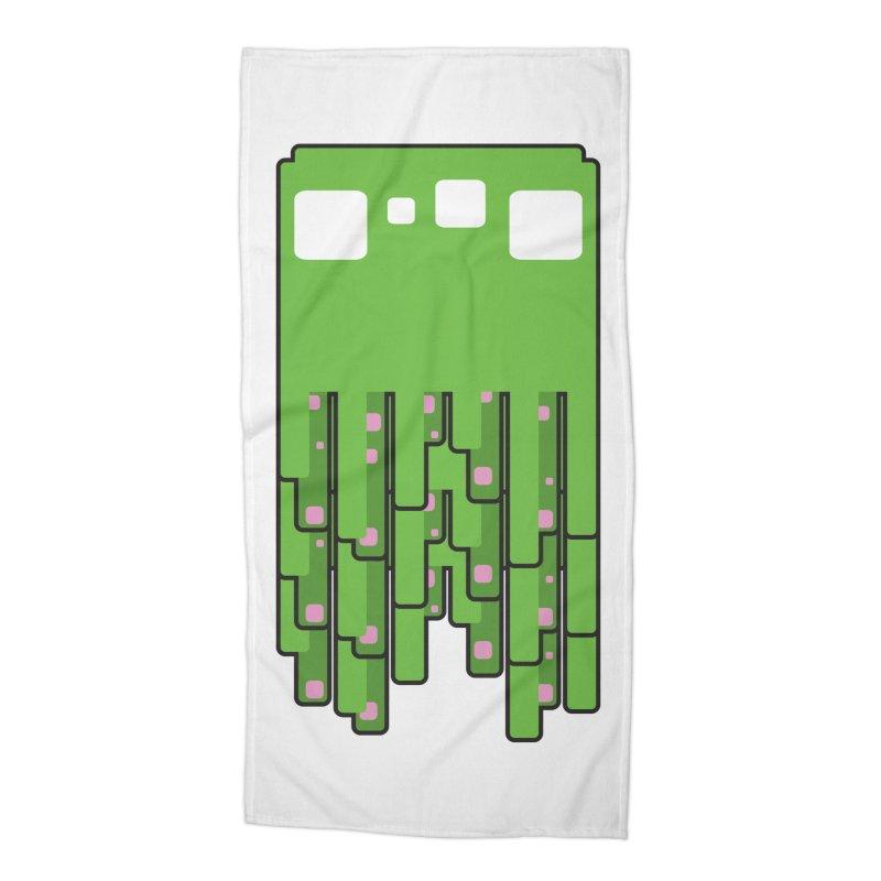 Gooey-ish Accessories Beach Towel by Dagoozle's Artist Shop