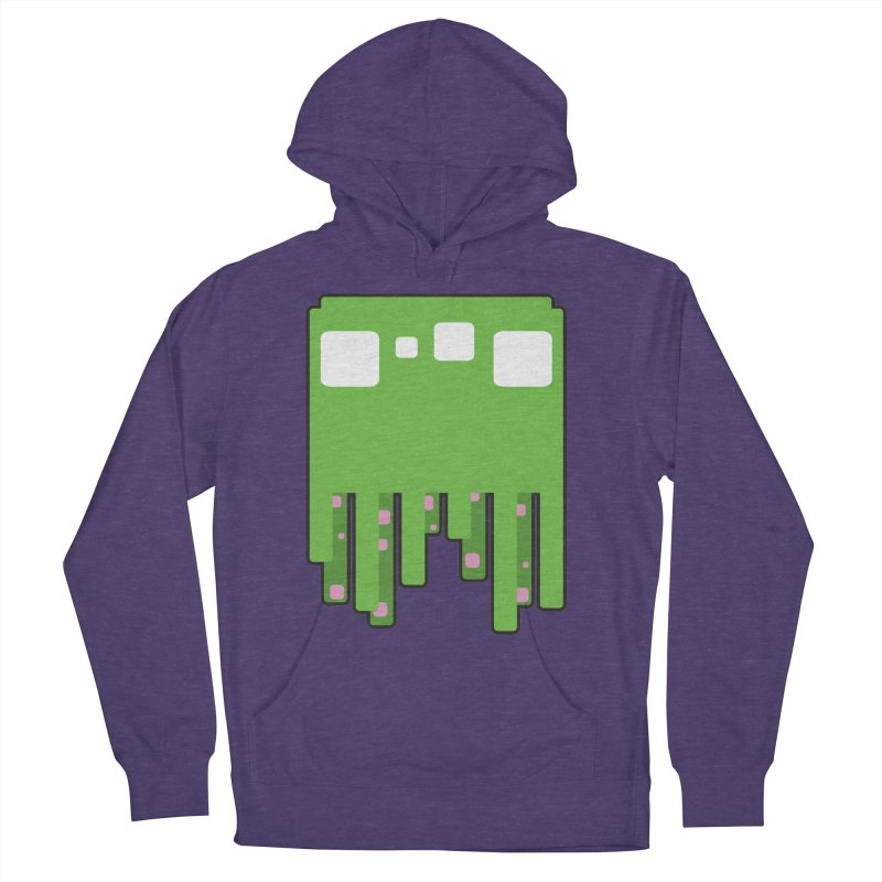 Gooey-ish Women's French Terry Pullover Hoody by Dagoozle's Artist Shop