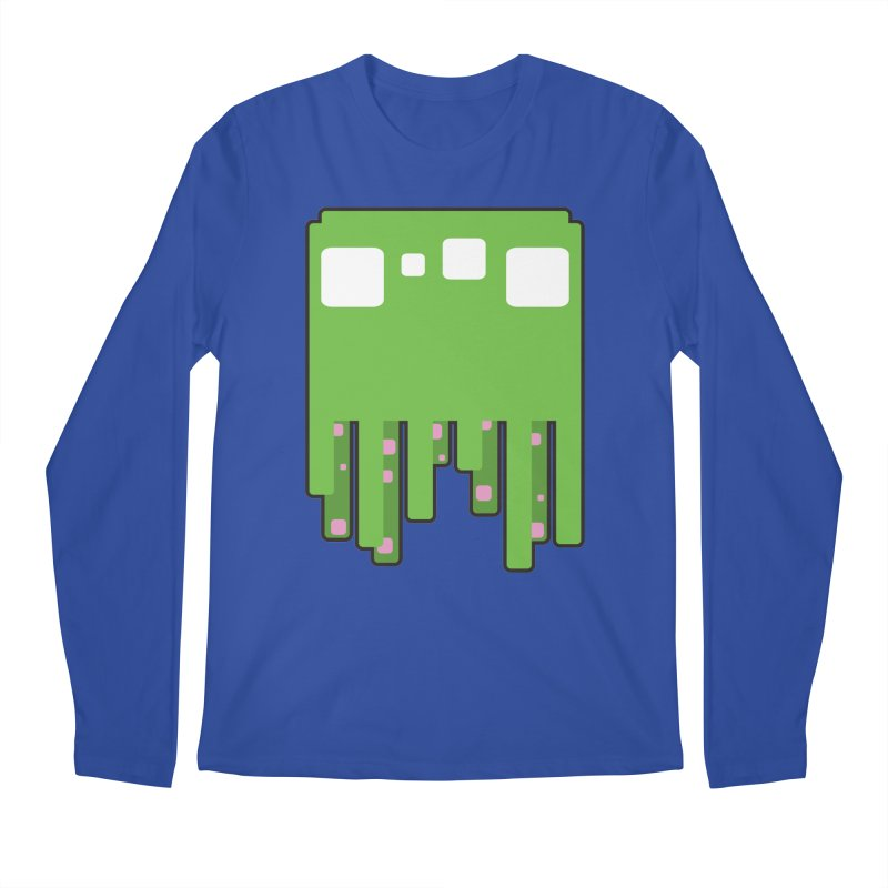 Gooey-ish Men's Regular Longsleeve T-Shirt by Dagoozle's Artist Shop
