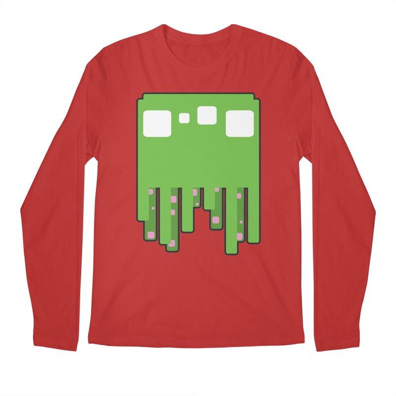 Gooey-ish Men's Longsleeve T-Shirt by Dagoozle's Artist Shop