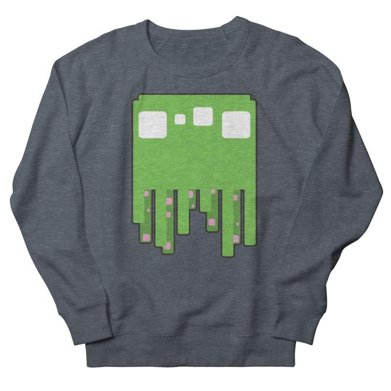 Gooey-ish Men's French Terry Sweatshirt by Dagoozle's Artist Shop