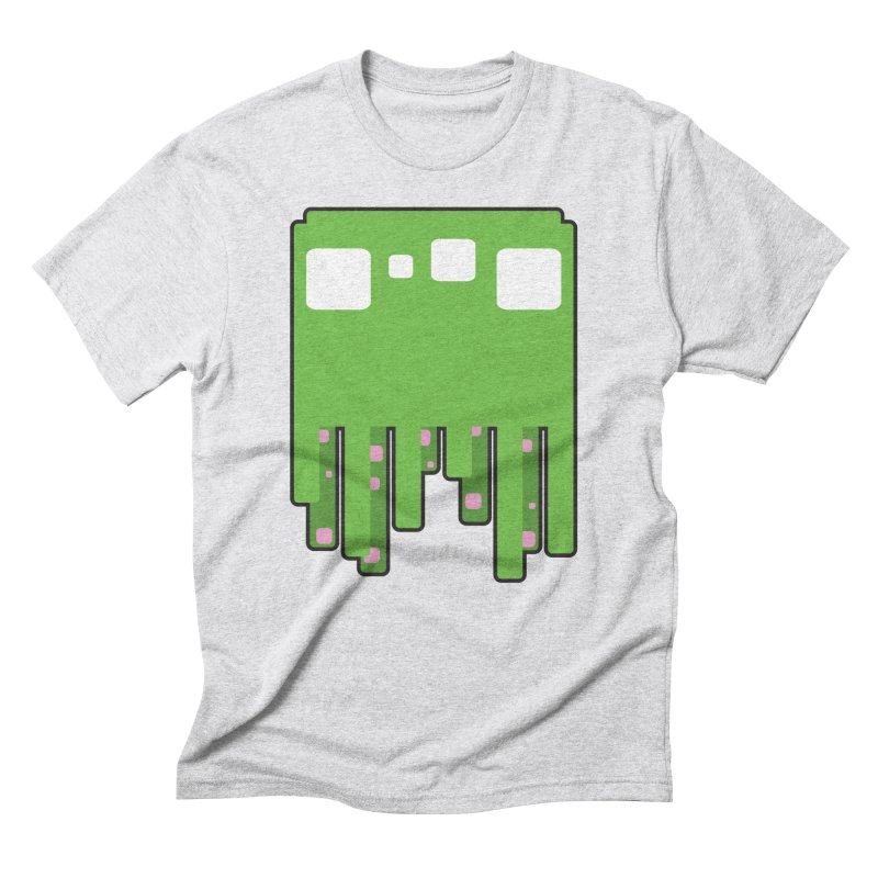 Gooey-ish Men's Triblend T-Shirt by Dagoozle's Artist Shop