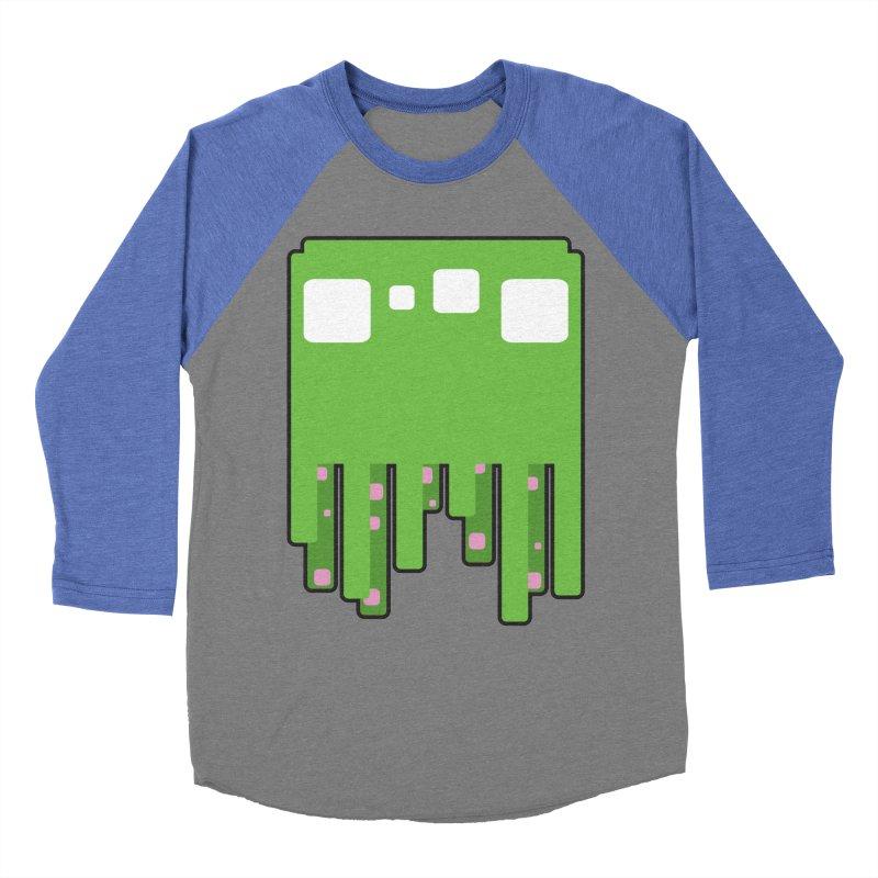 Gooey-ish Men's Baseball Triblend Longsleeve T-Shirt by Dagoozle's Artist Shop