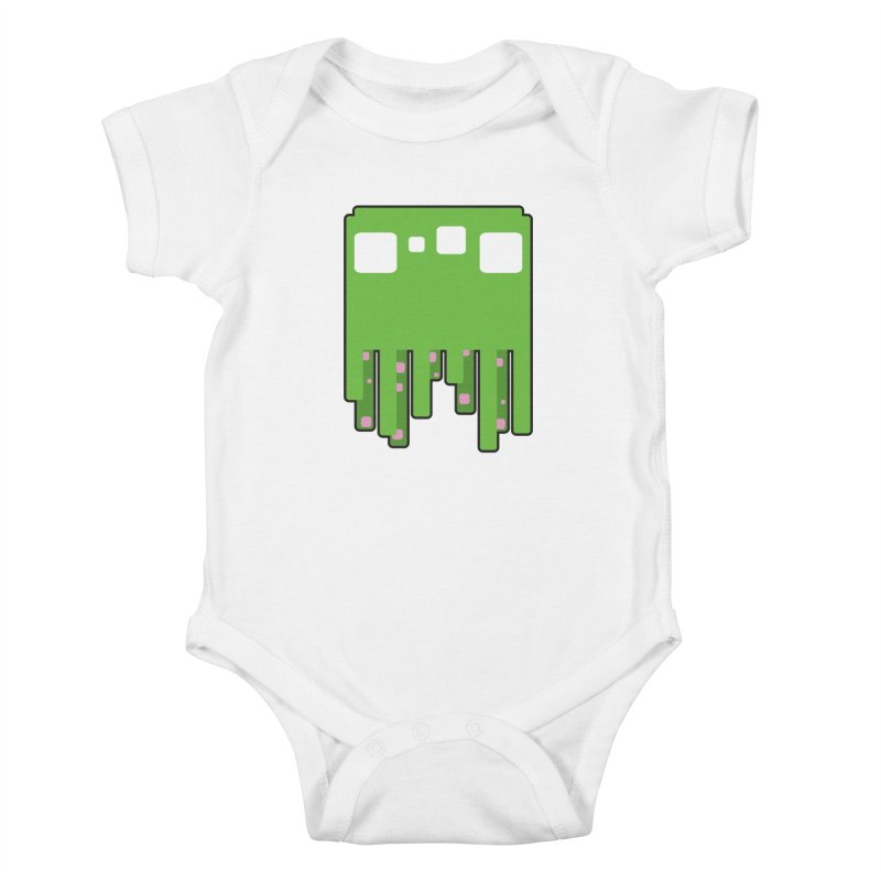 Gooey-ish Kids Baby Bodysuit by Dagoozle's Artist Shop