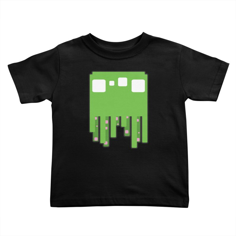 Gooey-ish Kids Toddler T-Shirt by Dagoozle's Artist Shop