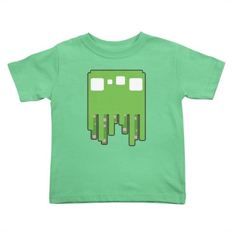 Gooey-ish Kids Toddler T-Shirt by Dagoozle's Artist Shop