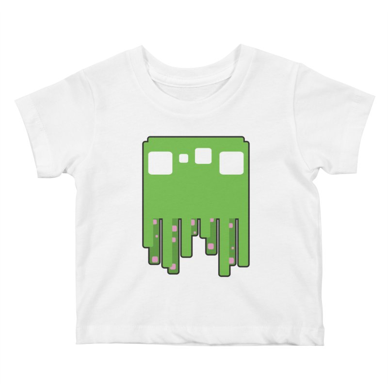 Gooey-ish Kids Baby T-Shirt by Dagoozle's Artist Shop