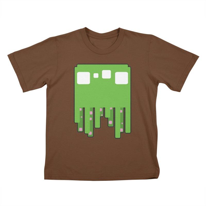 Gooey-ish Kids T-Shirt by Dagoozle's Artist Shop