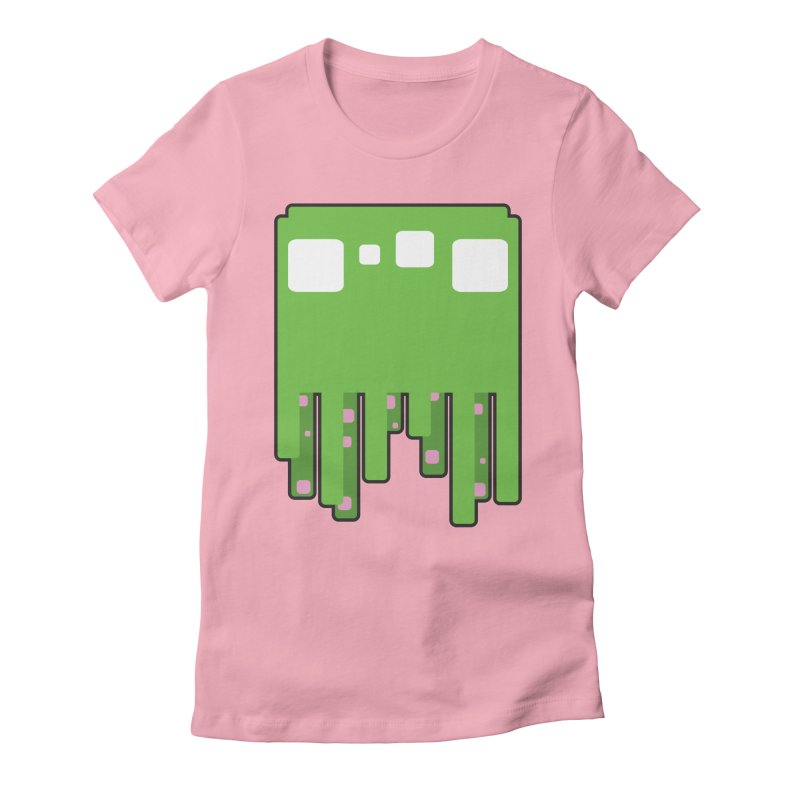 Gooey-ish Women's Fitted T-Shirt by Dagoozle's Artist Shop