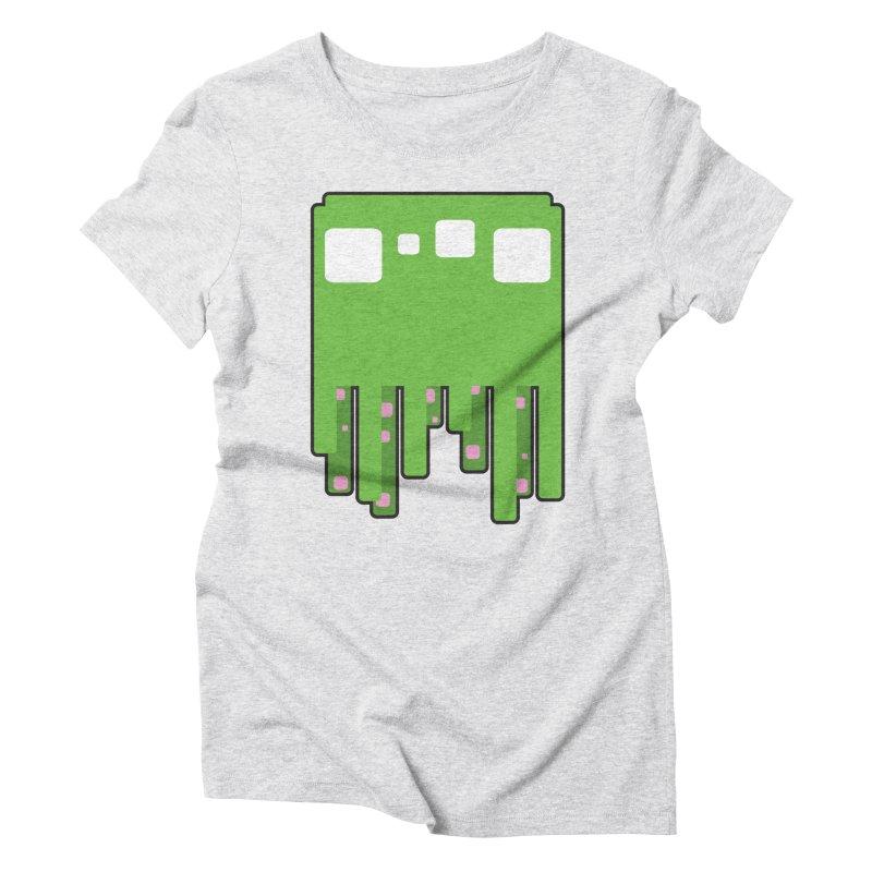 Gooey-ish Women's Triblend T-Shirt by Dagoozle's Artist Shop