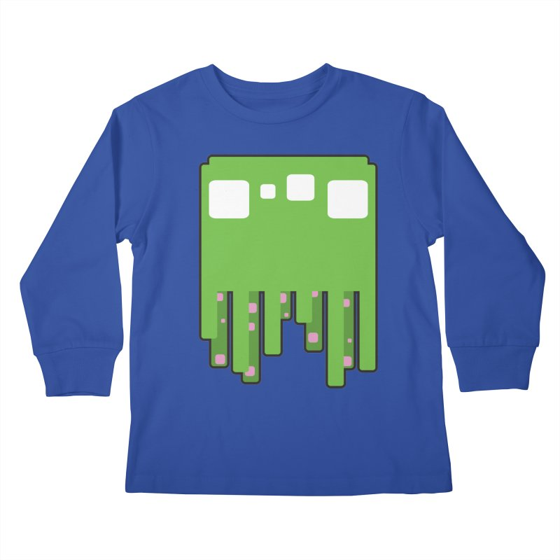 Gooey-ish Kids Longsleeve T-Shirt by Dagoozle's Artist Shop