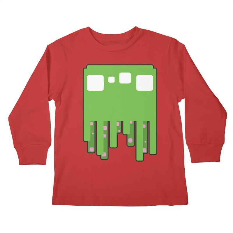 Gooey-ish Kids Longsleeve T-Shirt by Dagoozle's Artist Shop