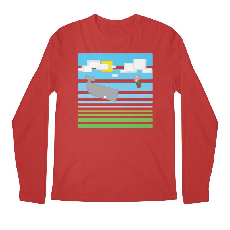 HHGTTG 42 Men's Longsleeve T-Shirt by Dagoozle's Artist Shop