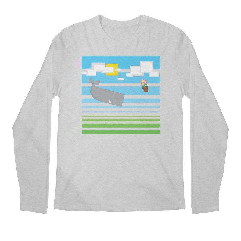 HHGTTG 42 Men's Regular Longsleeve T-Shirt by Dagoozle's Artist Shop