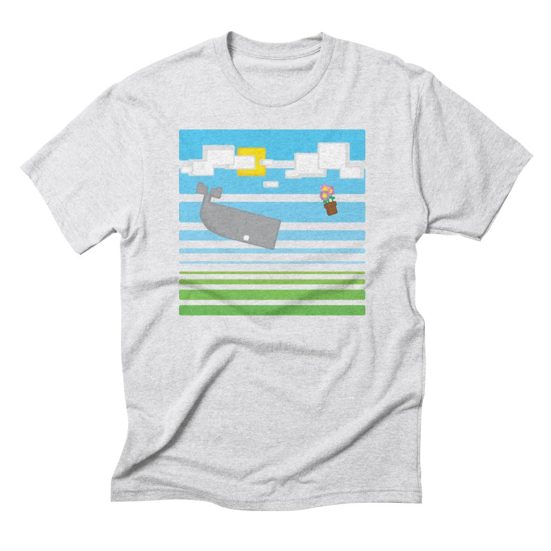 HHGTTG 42 Men's Triblend T-Shirt by Dagoozle's Artist Shop