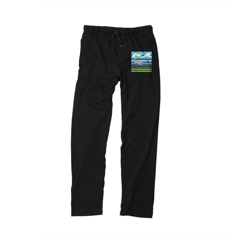 HHGTTG 42 Men's Lounge Pants by Dagoozle's Artist Shop