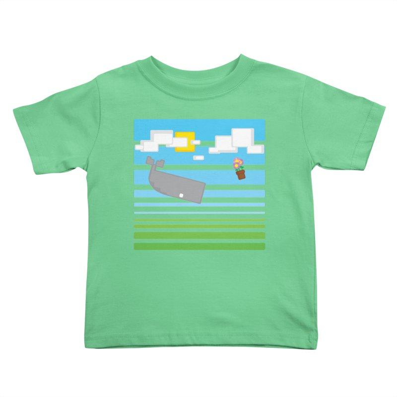 HHGTTG 42 Kids Toddler T-Shirt by Dagoozle's Artist Shop