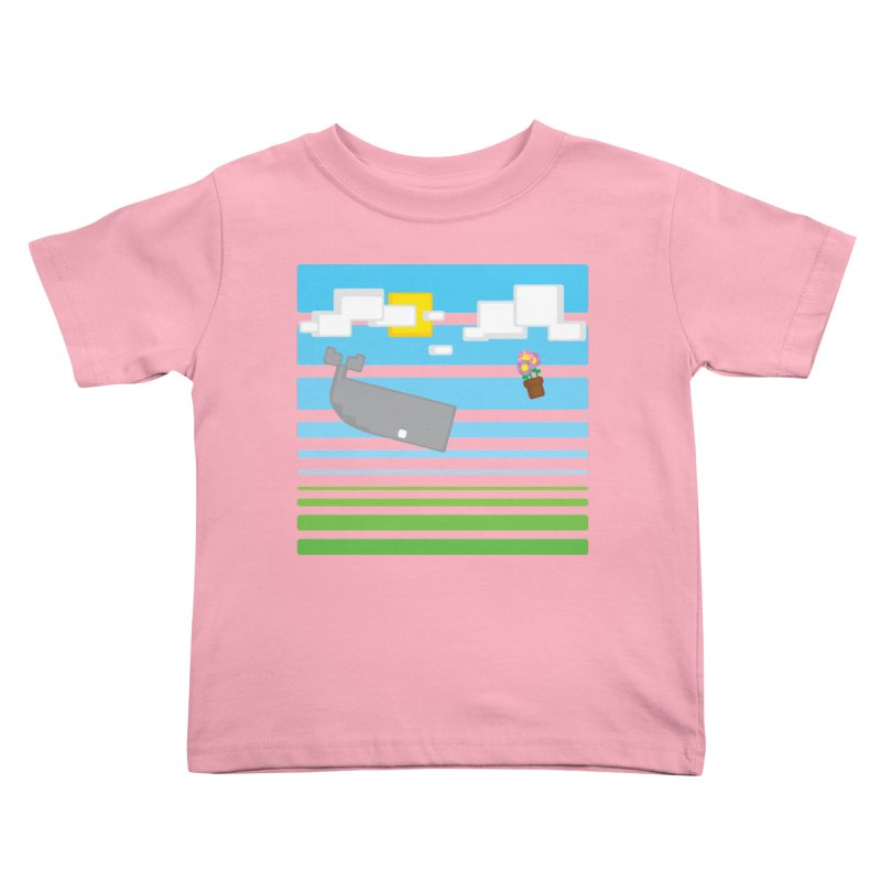 HHGTTG 42 Kids Toddler T-Shirt by Dagoozle's Artist Shop