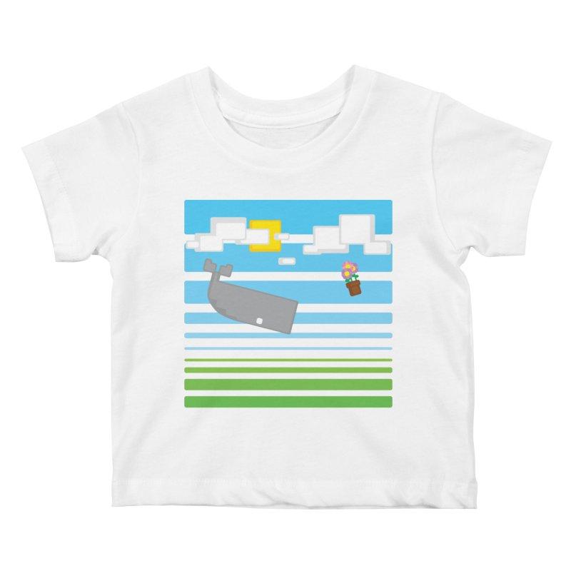 HHGTTG 42 Kids Baby T-Shirt by Dagoozle's Artist Shop