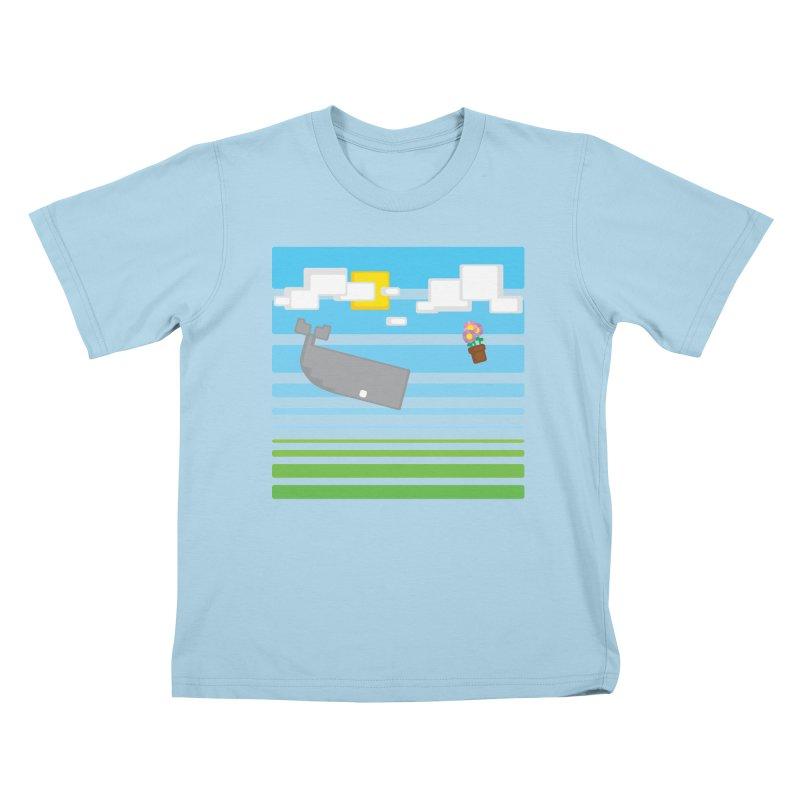 HHGTTG 42 Kids T-Shirt by Dagoozle's Artist Shop