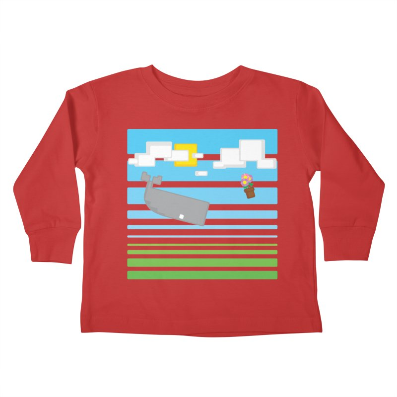 HHGTTG 42 Kids Toddler Longsleeve T-Shirt by Dagoozle's Artist Shop